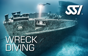 Wreck Diving Specialty