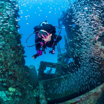 Specialty SCUBA Training
